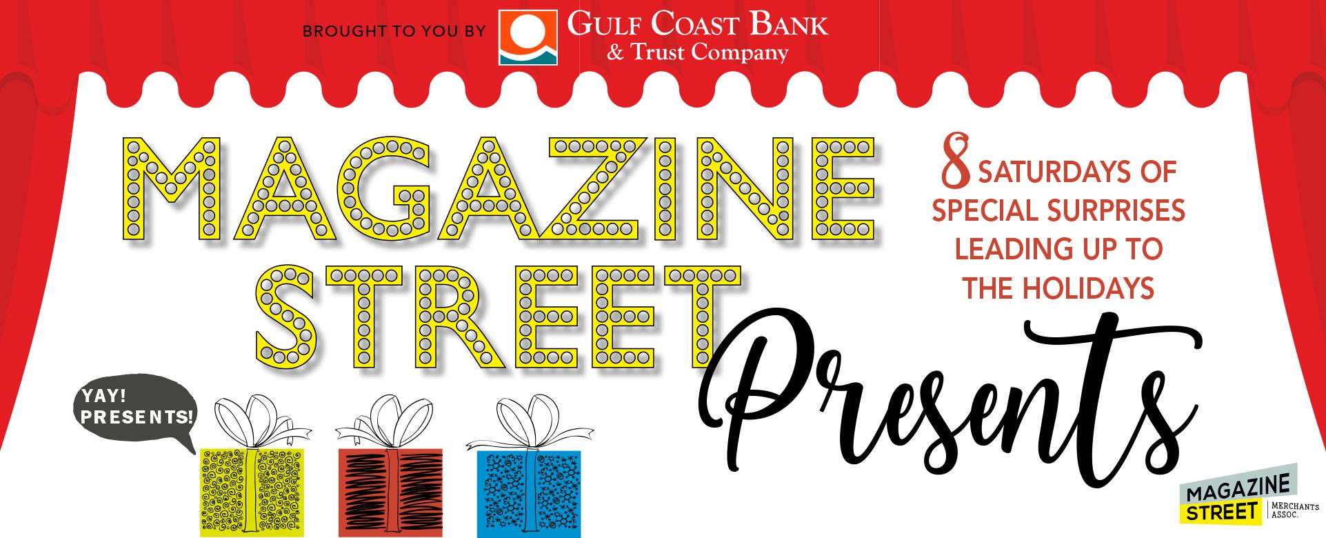 Magazine Street Presents... The Treat Factory